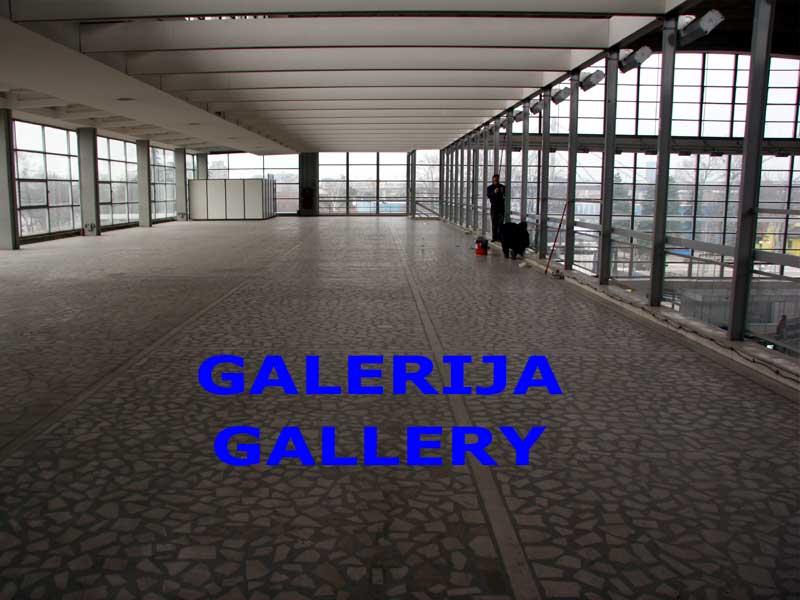 Hala 2 galerija