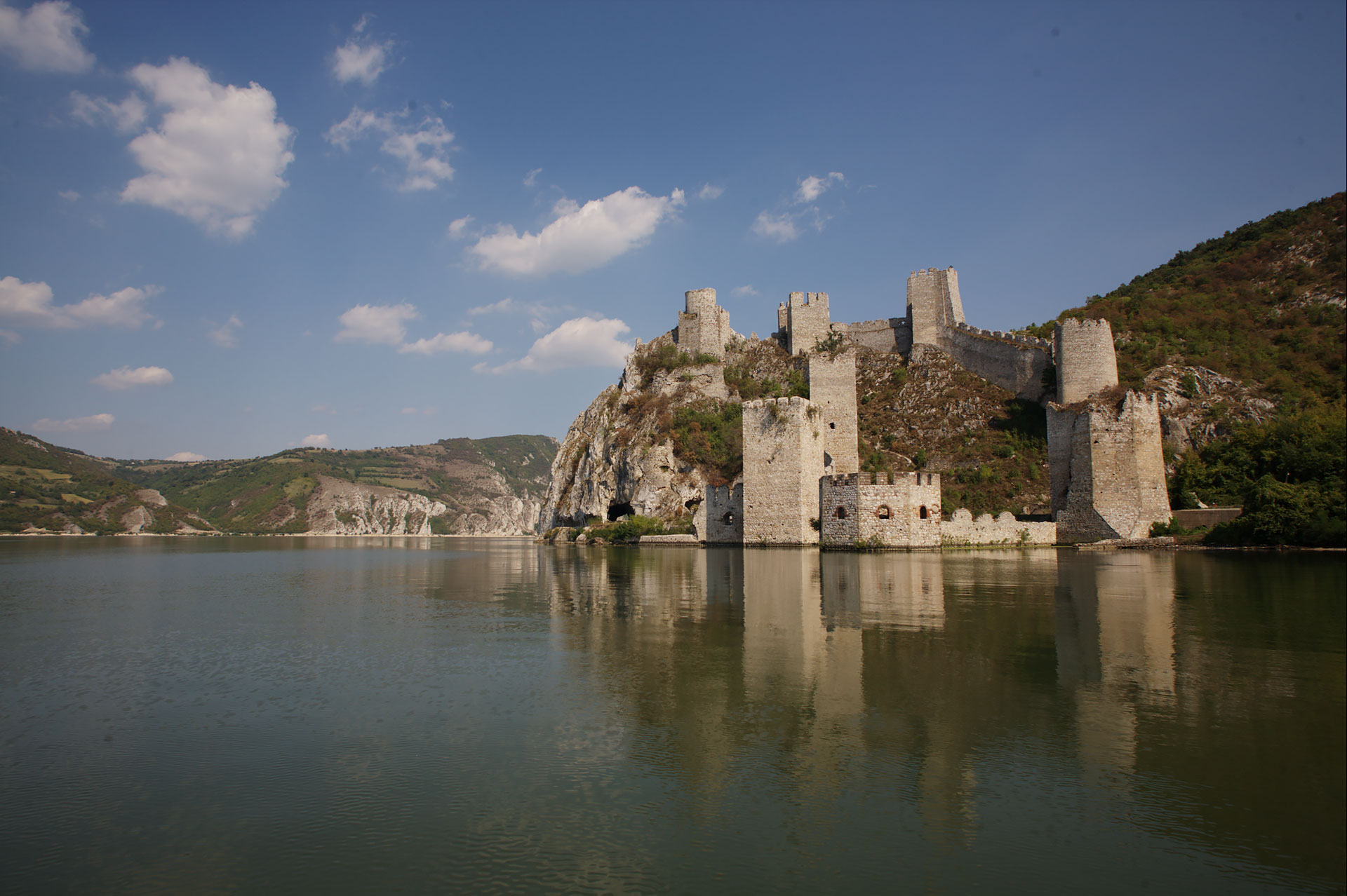 Golubac Fortress, photo Branko Jovanović