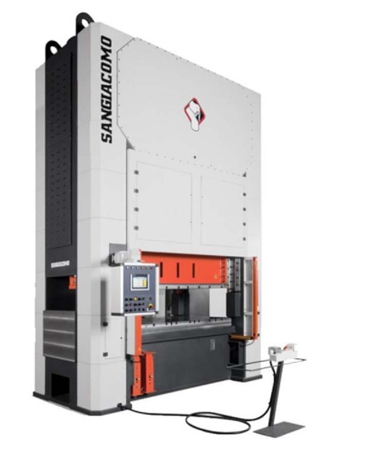 Preduzeće ARO.VANA specijalizovano je za prodaju mašina i opreme za preoblikovanje lima i drugih materijala
