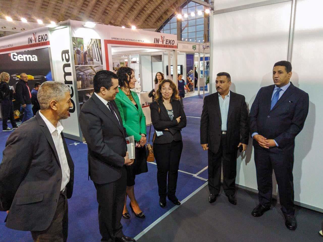 Egipatski ambasador posetio Sajam tehnike