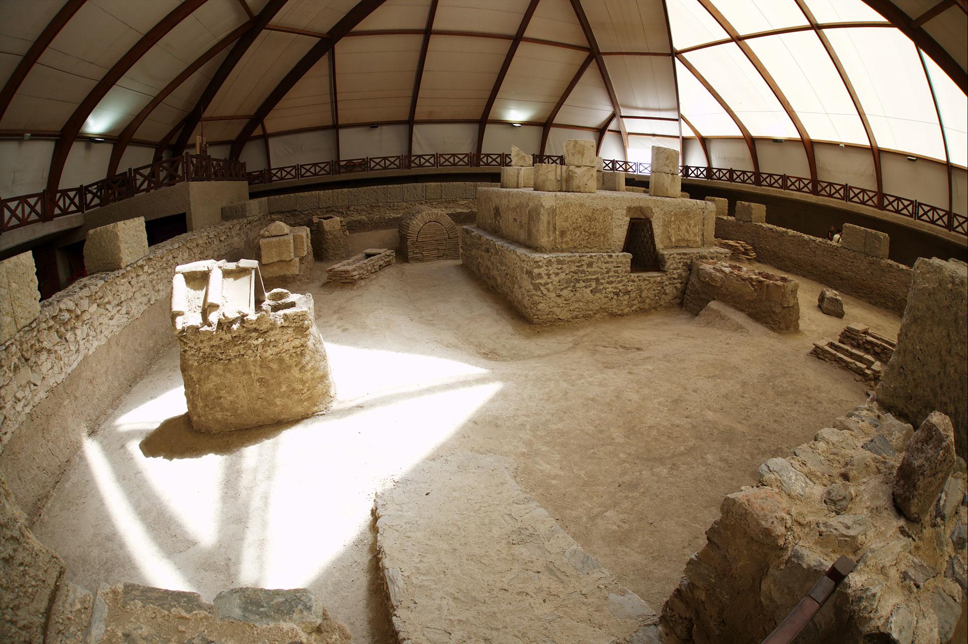 Arheološko nalazište Viminacijum, foto Branko Jovanović